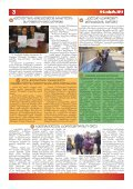 goris municipalitetsa da sazogadoeba `biliks~ Soris ... - Page 3