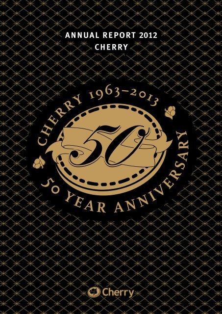 Annual Report 2012.pdf - Cherry