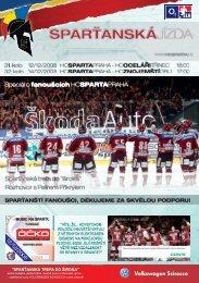 jizda 10 - HC Sparta Praha