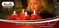 Advent zum Filzmooser Kindl Der Duft vom