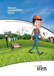 Bilancio di Sostenibilità Iren 2011