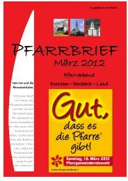Pfarrbrief Ostern 2012.pub