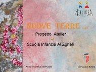 Progetto atelier a.s 2009 /10