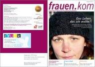 frauen.kom Ausgabe 1 2012 - Erzdiözese Salzburg