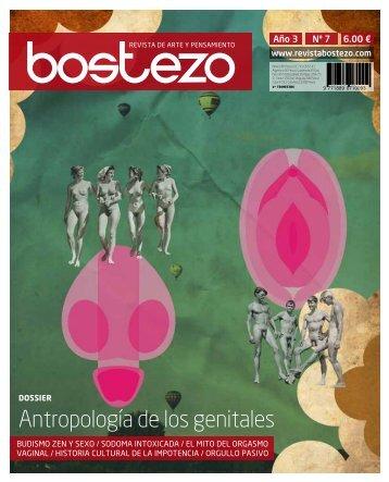 Antropología de los genitales - Bostezo