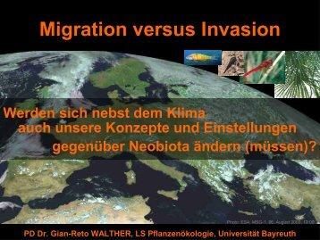 Gian-Reto Walther - Umweltbundesamt