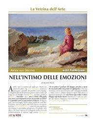 L'arte di Aldo Parmigiani - Art & Wine