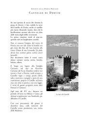 Scheda per la visita guidata - PDF - Comune di Dervio