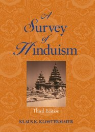 Survey of Hinduism - A Great Recollection