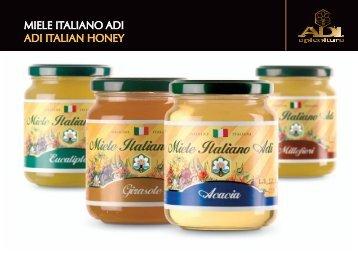 MIELE ITALIANO ADI ADI ITALIAN HONEY - Adi Apicoltura Srl