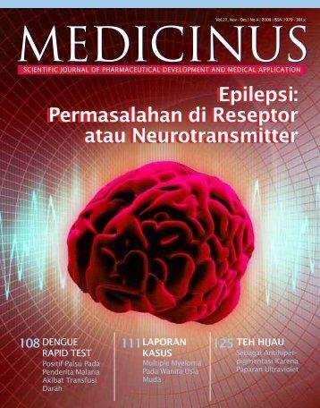 Medicinus Edisi November - Desember 2008 - Dexa Medica