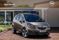 Opel Meriva - Inicio