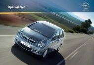 Opel Meriva - Centro Servizi Auto Mich Fausto