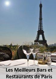 Les Meilleurs Bars et Restaurants de Paris