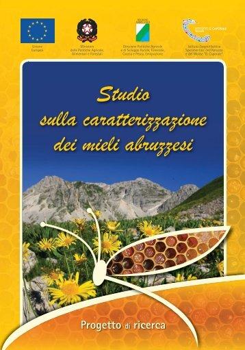 Studio sulla caratterizzazione dei mieli abruzzesi - Istituto ...