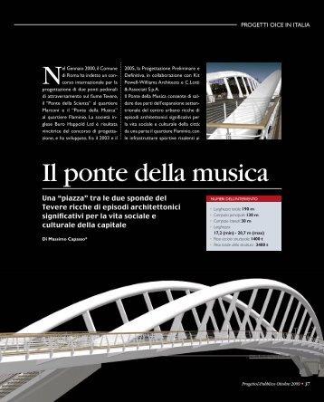 Il ponte della musica - Oice