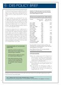 DIIS POLICY BRIEF Development goals post 2015: Reduce inequality - Page 4