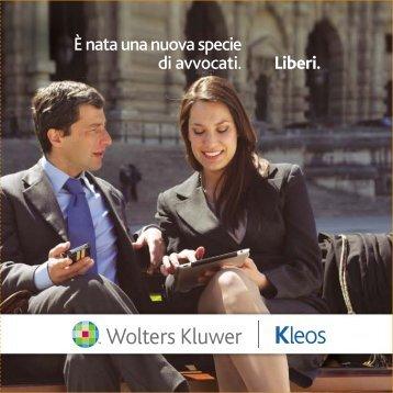 Scarica la brochure - Avvocati Liberi