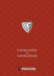 CATALOGO CATALOGUE - Fiocchi