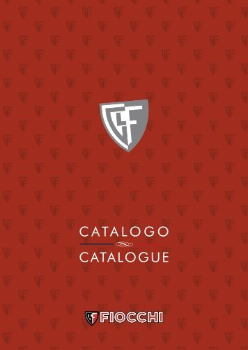 CATALOGO CATALOGUE - Fiocchi