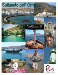 Presentazione del sultanato dell'Oman a cura di - Sprint FVG