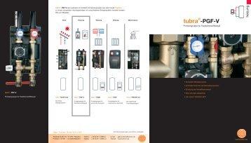 tubra®-PGF-V - Gebr. Tuxhorn GmbH & Co KG