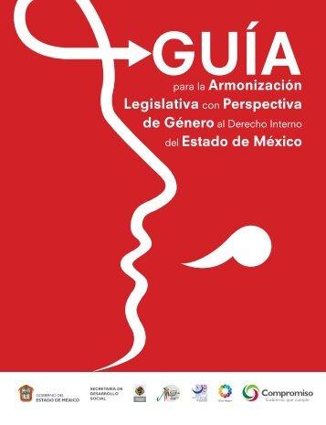 para la Armonización Legislativa con Perspectiva del Estado de ...