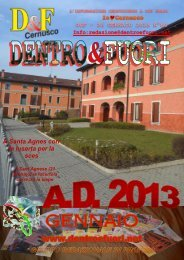 D&F n°80 - Dentroefuori.net