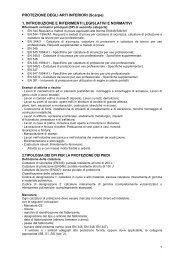 PROTEZIONE DEGLI ARTI INFERIORI (Scarpe) - Canevari Sicurezza