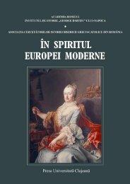 Campeanu Europa 2.pdf - Institutul de Istorie
