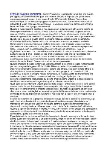 ERMINIO ANGELO QUARTIANI. Signor ... - Pierangelo Ferrari