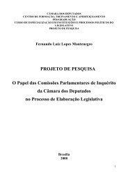 Fernando Luiz Lopes Montenegro - Câmara dos Deputados