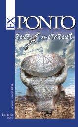 Nr. 1 (10) anul IV / ianuarie-martie 2006 - ROMDIDAC