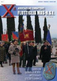 Scarica il notiziario in formato PDF - Associazione Combattenti X ...