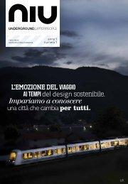 Numero 1 - Niu: il magazine della Metropolitana di Brescia