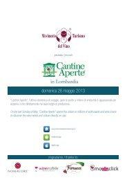 Lombardia - Movimento Turismo del Vino