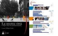 La nostra città - Comune di Reggio Emilia