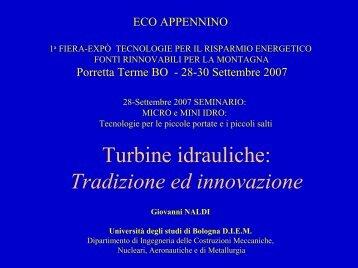 Presentazione formato .pdf - Ecoappennino