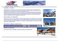 Skiausfahrt vom 03.01. - 10.01.2009 - TV Bretten
