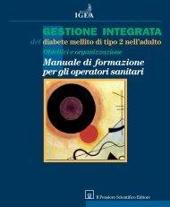 manuale formazione igea - EpiCentro - Istituto Superiore di Sanità