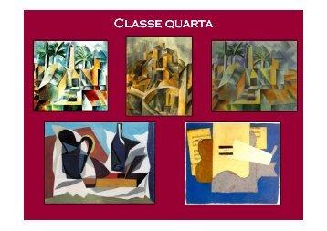 Picasso e il cubismo classe quarta - Ipcbrunico.it