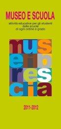 MUSEO E SCUOLA - Musei Civici d'Arte e Storia di Brescia