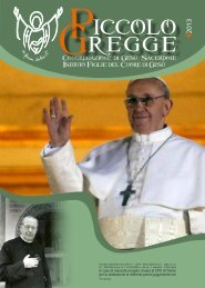 n°1_2013 - Congregazione di Gesù Sacerdote