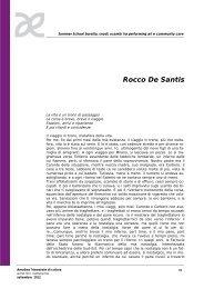 Rocco De Santis - Amaltea