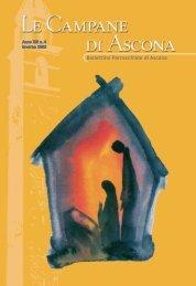 Bollettino Parrocchiale di Ascona - Parrocchia di Ascona