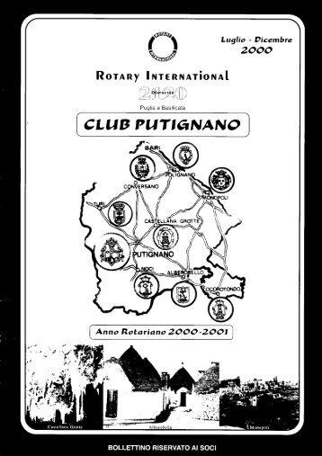 1 - Rotary Club Putignano