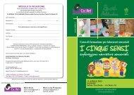 La scheda del corso e il modulo di iscrizione [file .pdf] - Sardegna ...