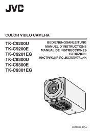 TK-C9200U TK-C9200E TK-C9201EG TK-C9300U TK-C9300E TK ...