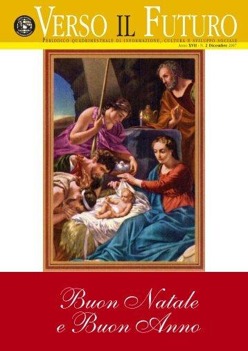 Verso il futuro_dic07.indd - Santuario San Giuseppe Moscati