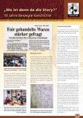 """Broschüre """"Geschichte mit Genuß"""" - Fairtrade - Seite 7"""